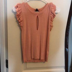 Pink express shirt